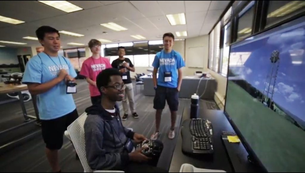 Computer Science Camp at UNR