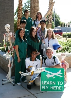 Engineering and Medicine Magnet School at Rancho High School